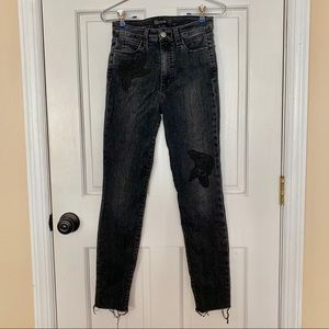 """Joe's Jeans • """"The Charlie"""" Embroidered Jeans"""